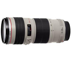 Canon EF 70/200mm f/4.0 L USM Obiettivo Zoom