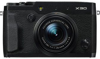 Fujifilm x30 recensione