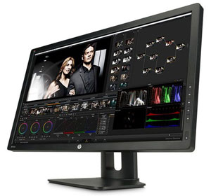 HP Dreamcolor Z27x monitor fotografico