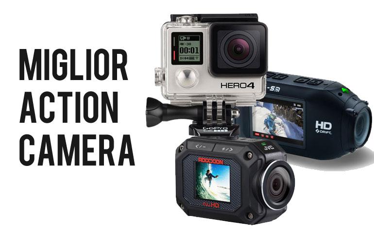 Miglior Action Camera: le 10 Migliori Action