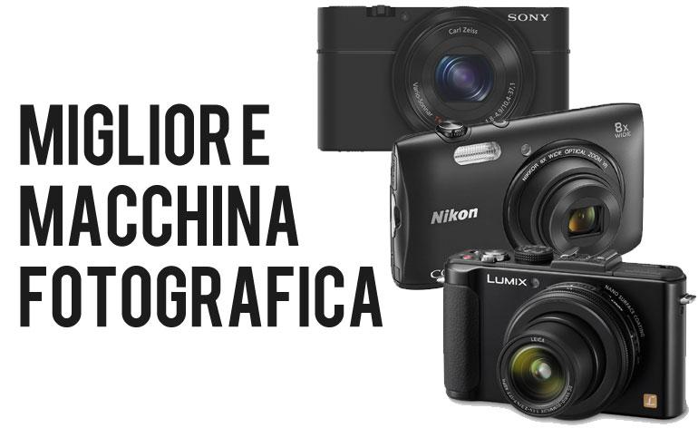 migliore macchina fotografica digitale