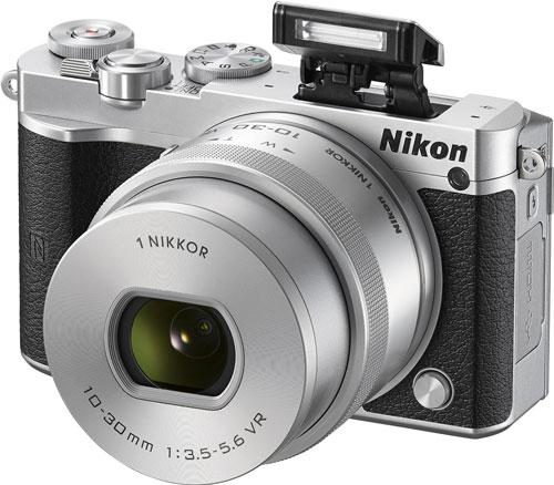 Nikon-1-j5-flash