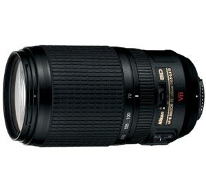 Nikon AF-S VR Nikkor Teleobiettivo Zoom 70-300 mm f/4.5-5.6G
