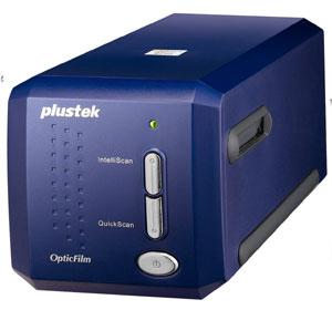 Plustek Optic Film OF8100 Scanner diapositive
