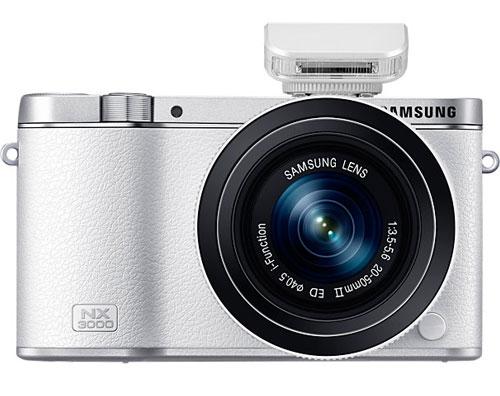 Samsung-NX3000-flash