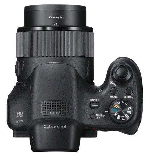 Sony-DSC-HX300-superiore
