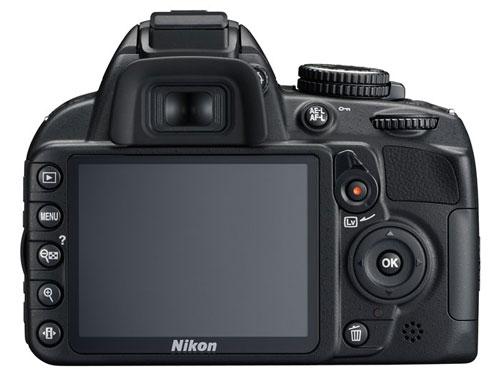 Nikon-D3100-display