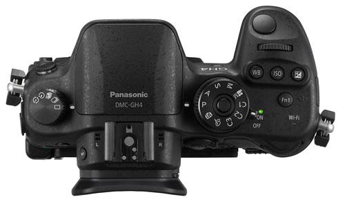 Panasonic-GH4-comandi