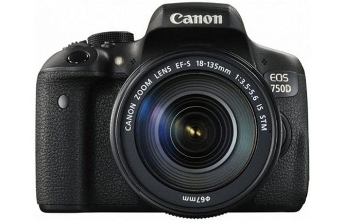 canon eos 750d recensione