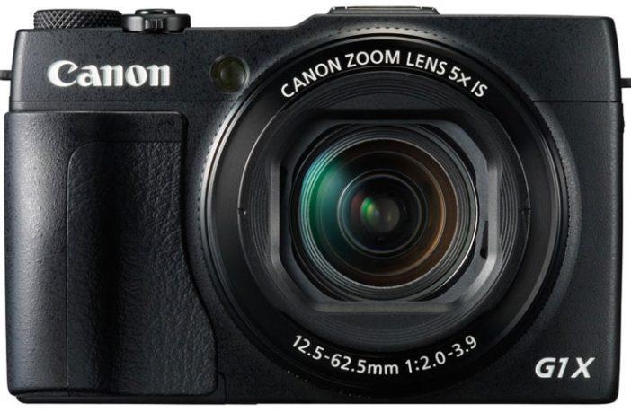 canon powershot g1x mark ii recensione