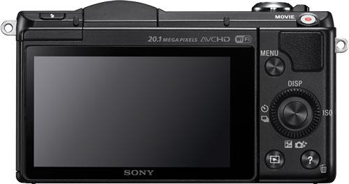 sony-a5000-display