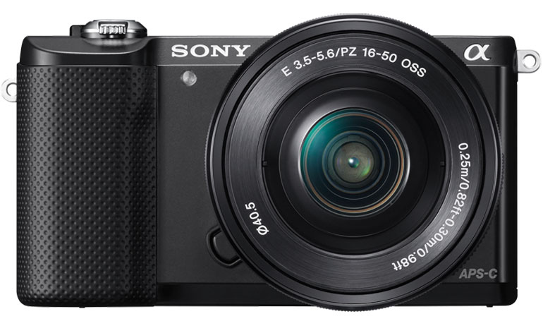 sony a5000 recensione