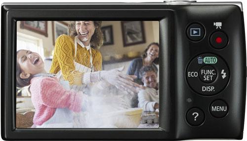 Canon-ixus-160-display