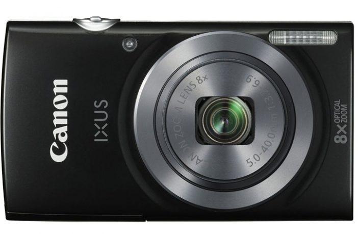 Canon ixus 160 recensione