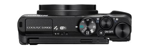 Nikon-Coolpix-S9900-controlli