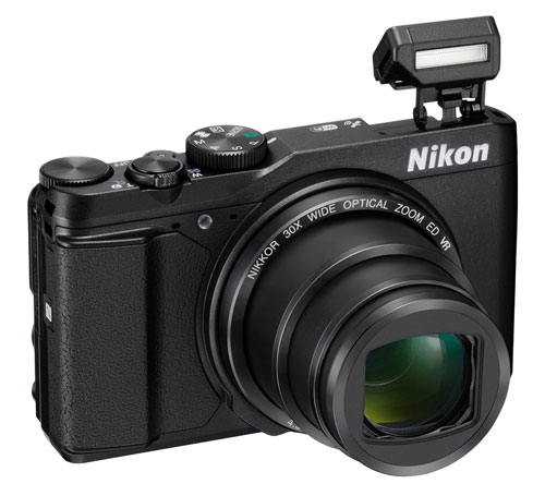 Nikon-Coolpix-S9900-flash