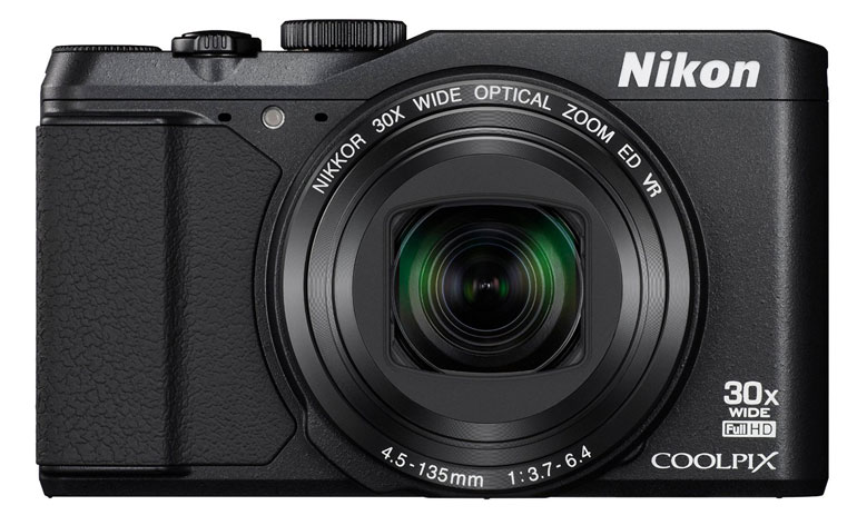 Nikon Coolpix S9900 recensione