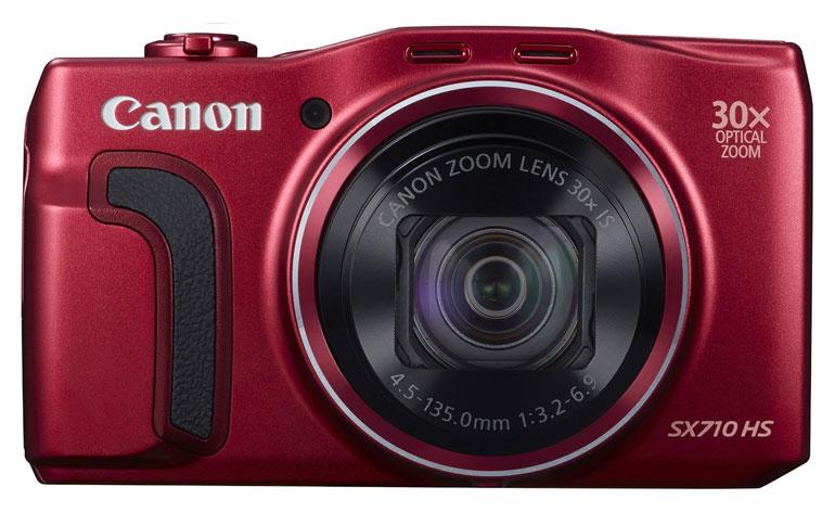 canon powershot sx710 hs recensione