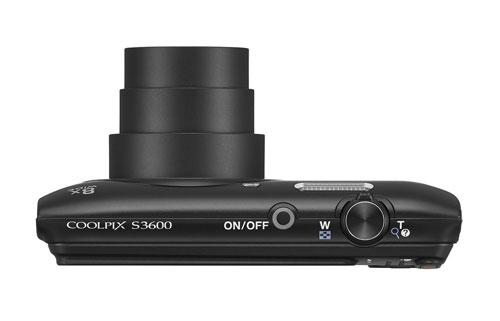 nikon-coolpix-S3600-pulsanti