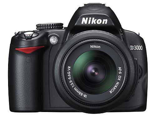nikon-d3000-fronte