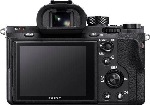 sony-A7R-II-display