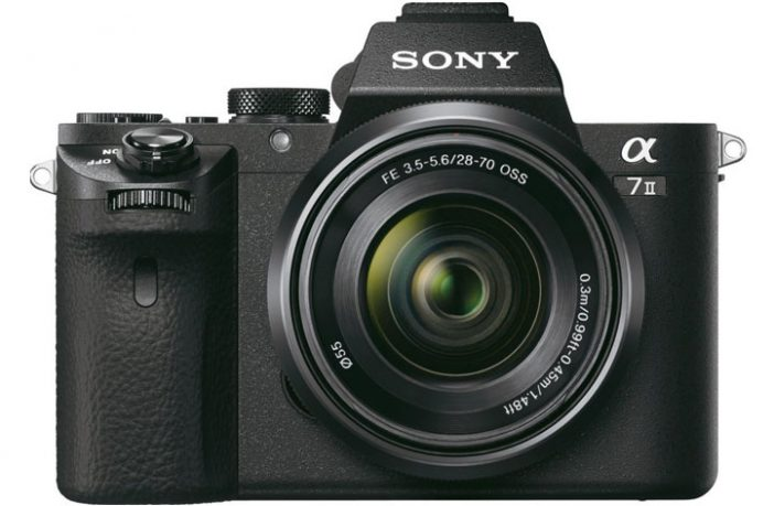 sony alpha a7 ii recensione