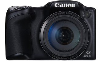 Canon PowerShot SX400 IS recensione