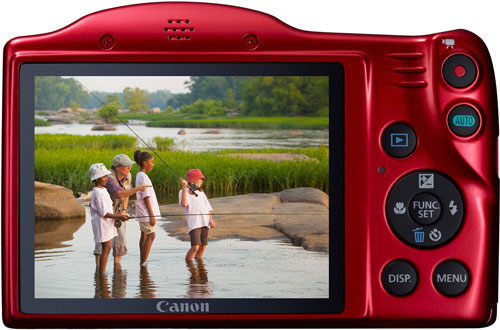 Canon-PowerShot-SX410-IS-display
