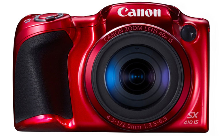 Canon PowerShot SX410 IS recensione