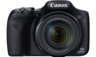 canon powershot sx530 hs recensione
