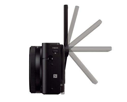 Sony-Cyber-shot-DSC-RX100-IV-display