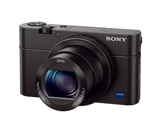 Sony Cyber shot DSC RX100 IV
