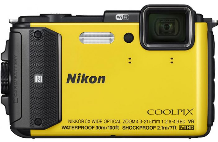 nikon coolpix aw130 recensione
