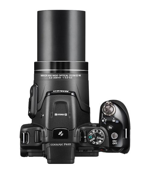 Nikon-Coolpix-P610-controlli