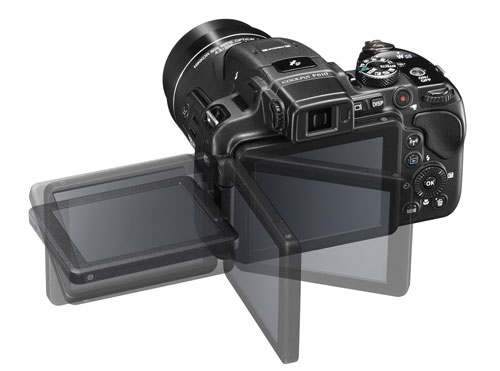 Nikon-Coolpix-P610-display