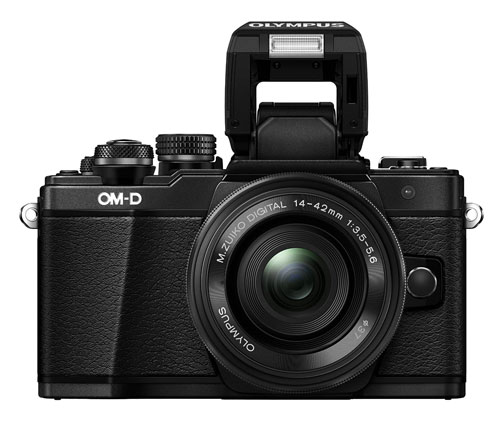 Olympus-OM-D-E-M10-Mark-II-flash
