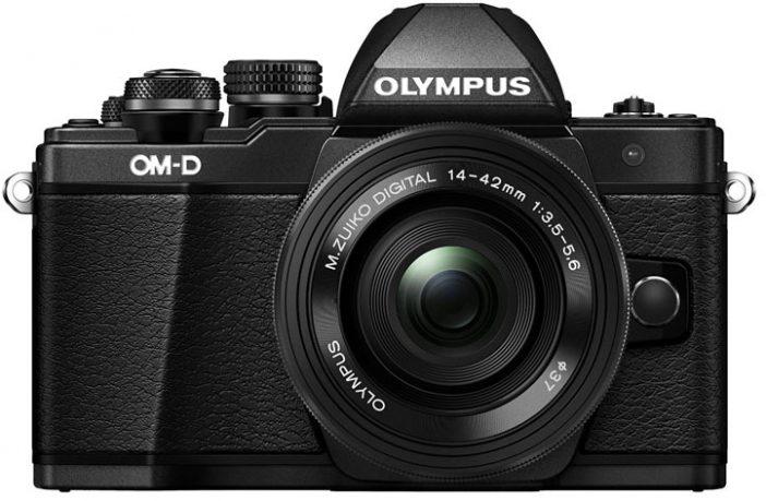 Olympus OM-D E-M10 Mark II recensione