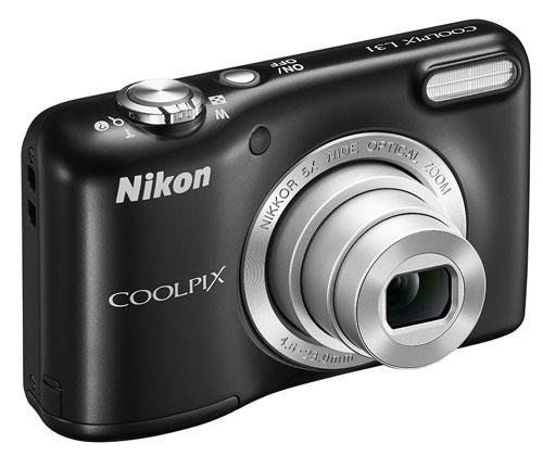 Nikon-Coolpix-L31-zoom