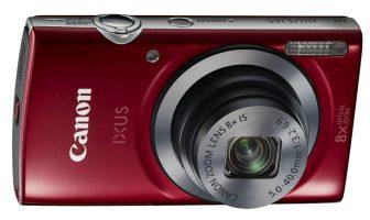 canon ixus 165 recensione