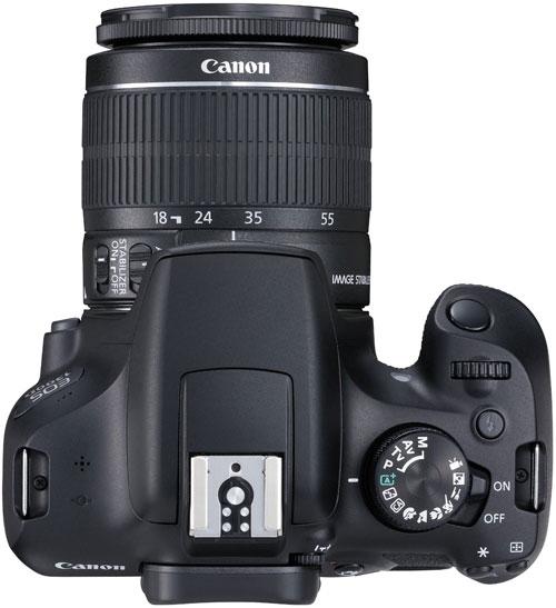 Canon-EOS-1300D-controlli