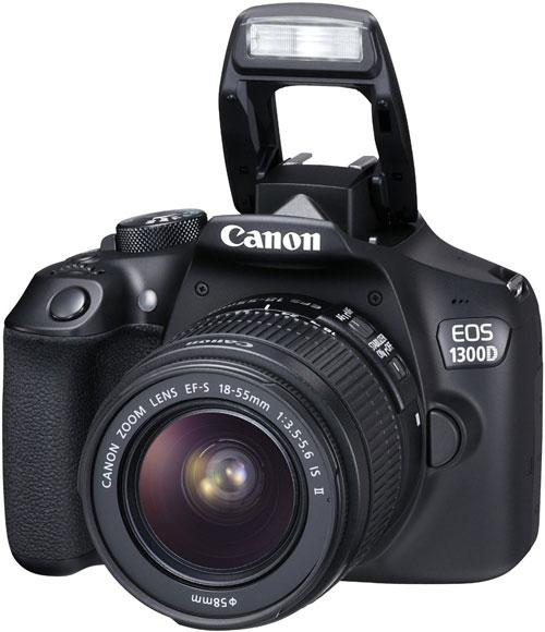 Canon-EOS-1300D-flash