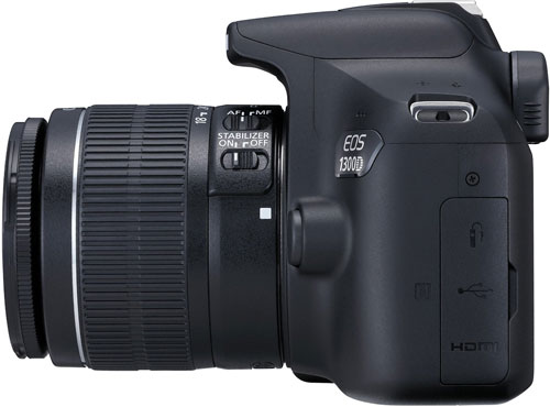 Canon-EOS-1300D-laterale