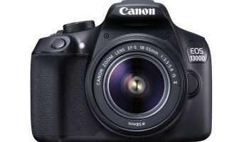 Canon EOS 1300D recensione