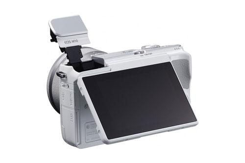 Canon-EOS-M10-flash-e-display