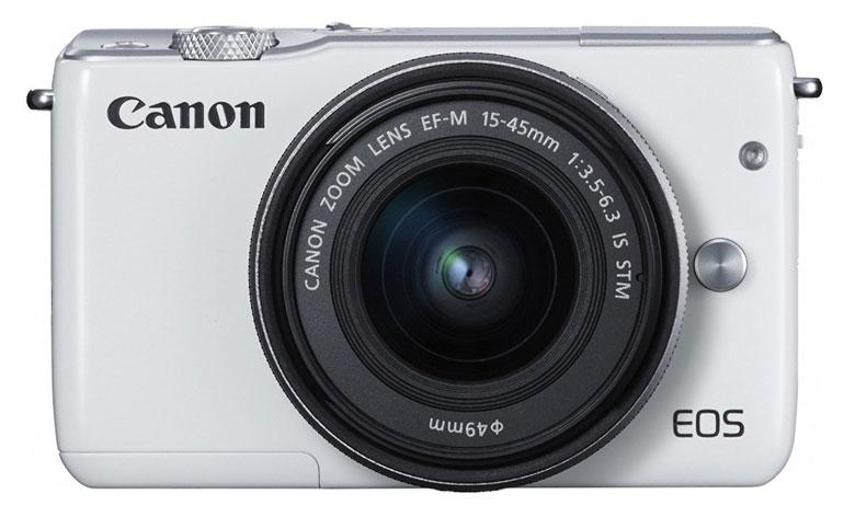 Canon EOS M10 recensione