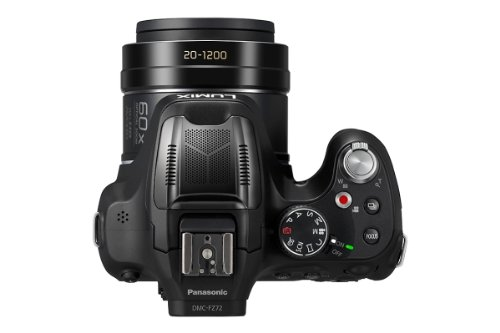 Panasonic Lumix DMC-FZ72 controlli