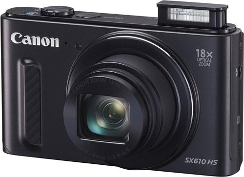 Canon SX610 HS PowerShot