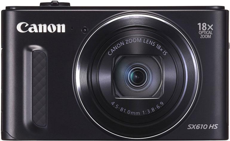 canon powershot sx610 hs recensione