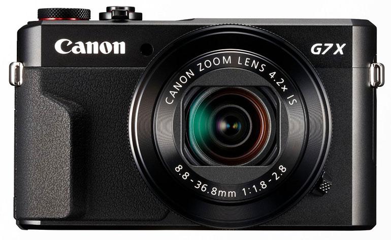 Canon G7X Mark II recensione