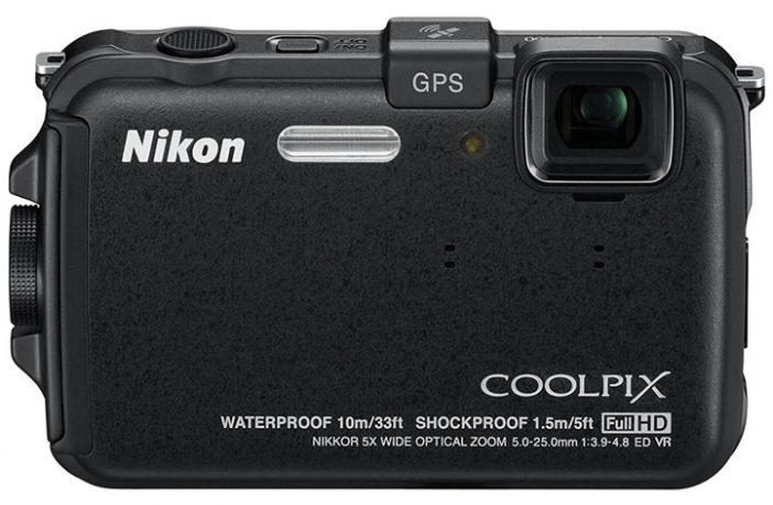nikon coolpix aw100 recensione